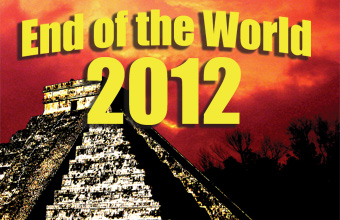 End of the World 2012 Movie, Book, and EBook
